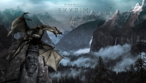 Skyrim Hd Background