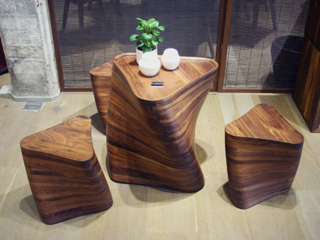 Amazing Coffee Tables coffee table with stools - aralsa