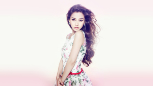 Angelababy Background