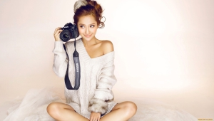 Angelababy Widescreen