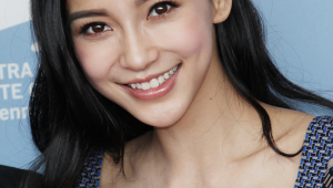 Angelababy Iphone Background