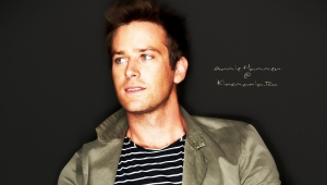 Armie Hammer For Desktop Background