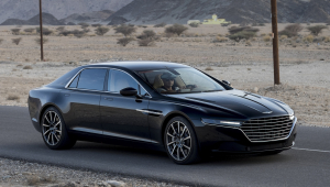 Aston Martin Lagonda Background