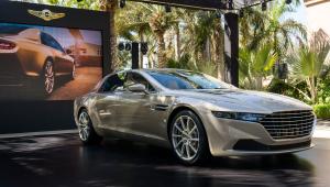 Aston Martin Lagonda Desktop