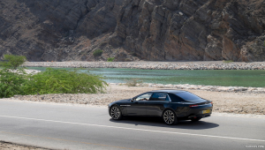Aston Martin Lagonda HD Background