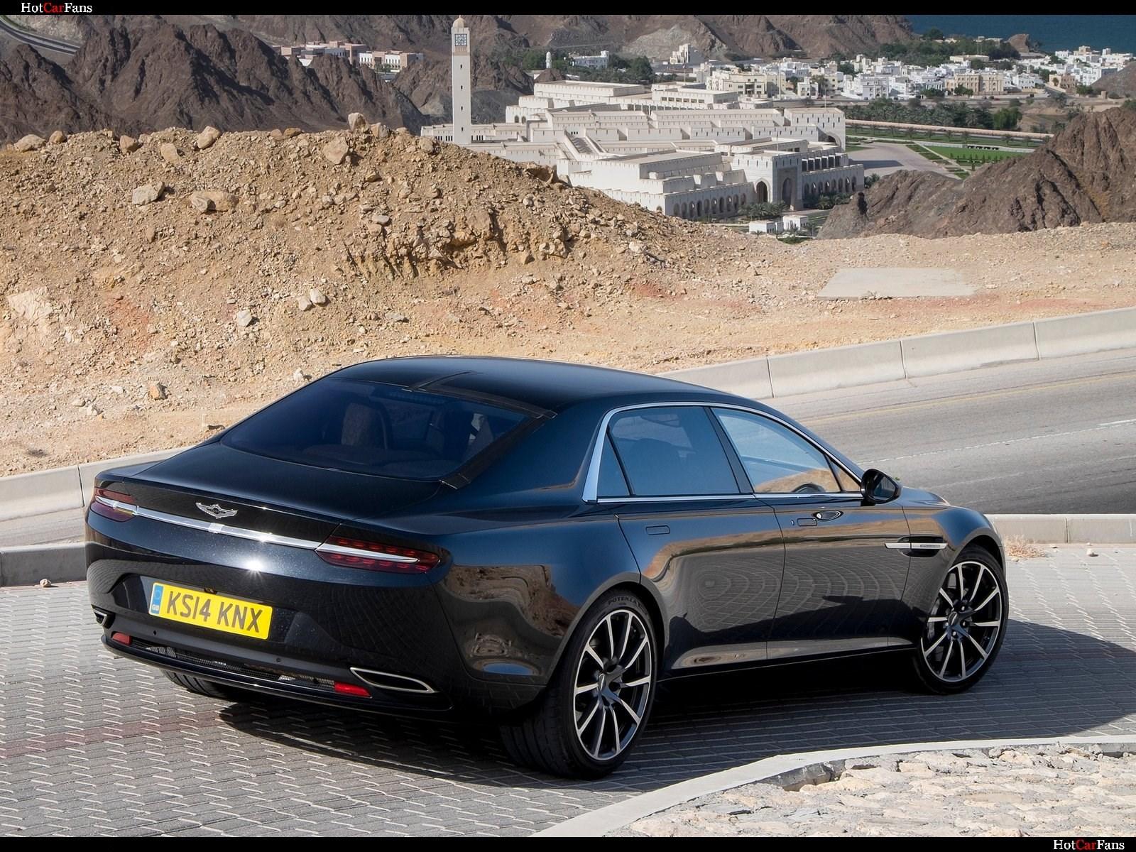 Aston Martin Lagonda HD Desktop