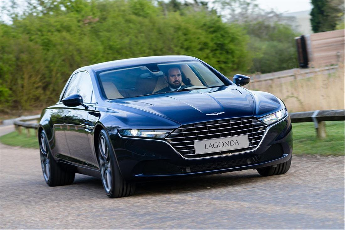 Aston Martin Lagonda High Definition Wallpapers