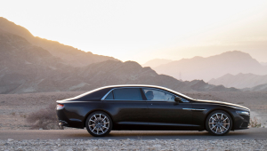 Aston Martin Lagonda Photos