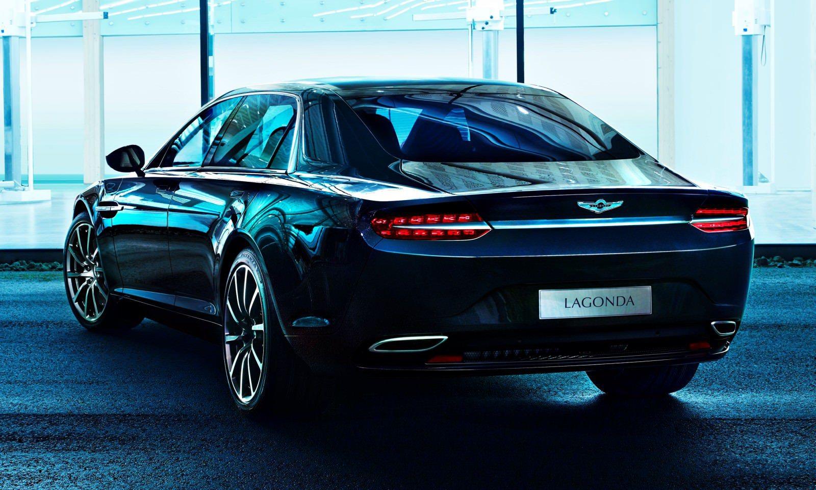 Aston Martin Lagonda Wallpapers HD
