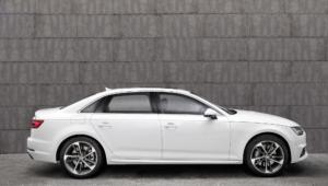 Audi A4 L Images