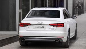 Audi A4 L Pictures