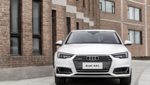 Audi A4 L Wallpapers