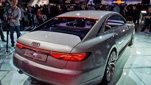 Audi A9 2016 Concept High Quality Wallpapers