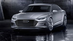 Audi A9 2016 Concept Wallpapers HD