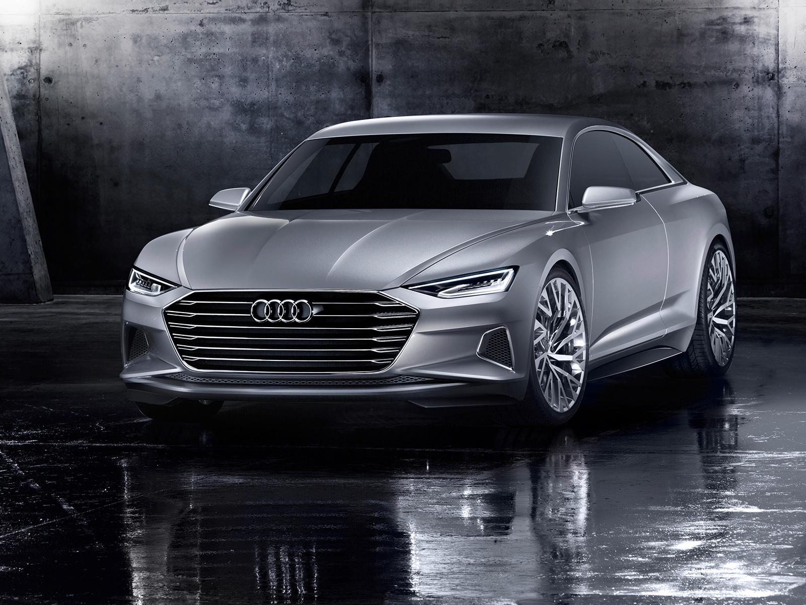 Audi A9 2016 Concept
