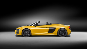 Audi R8 Spyder Wallpapers HD
