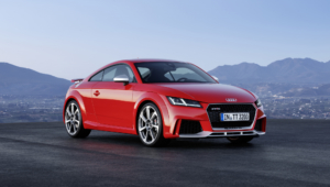 Audi TT RS HD Background