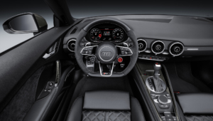 Audi TT RS HD Wallpaper