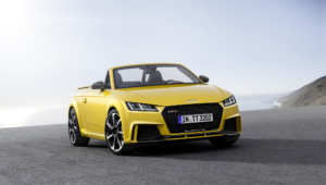 Audi TT RS Wallpaper