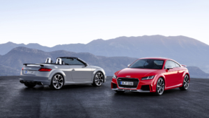 Audi TT RS Wallpapers