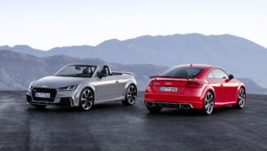Audi TT RS Wallpapers HD