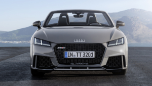 Audi TT RS Widescreen