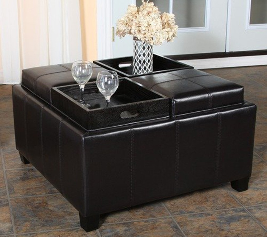 Black coffee table design images photos pictures Black coffee table