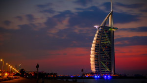 Burj Al Arab Desktop Wallpaper