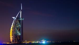 Burj Al Arab Poster