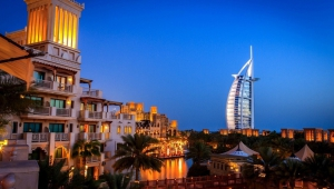 Burj Al Arab For Desktop