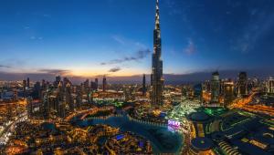 Burj Khalifa Poster