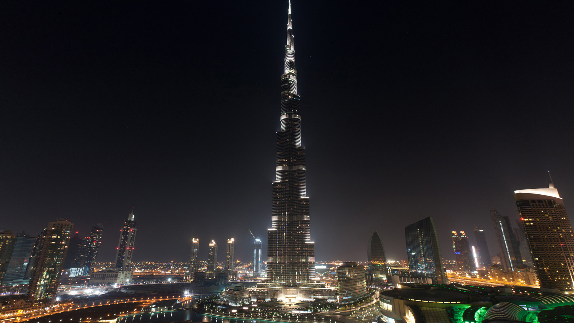 Burj Khalifa Wallpapers Images Photos Pictures Backgrounds
