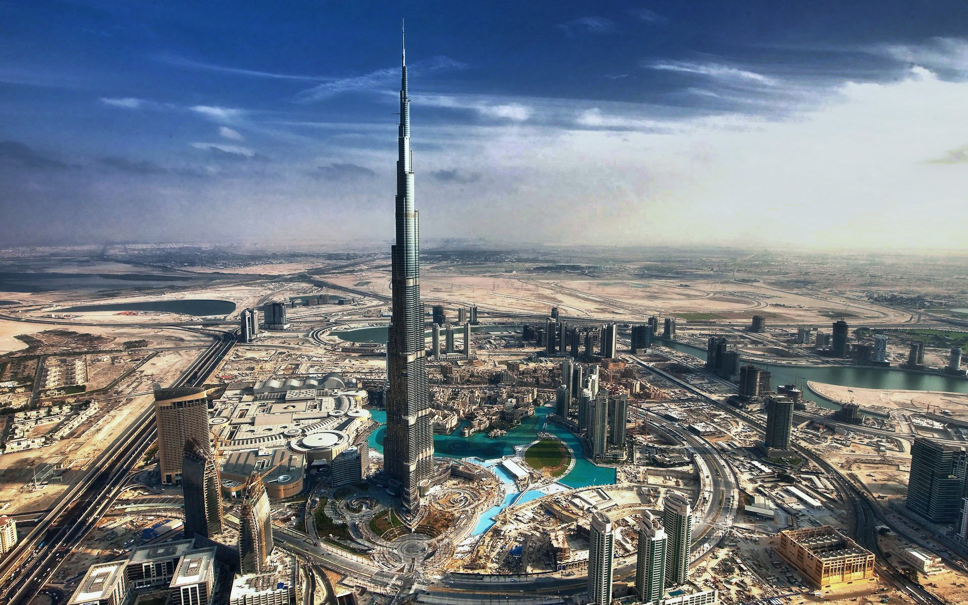 burj khalifa wallpaper 1920x1080 - photo #1