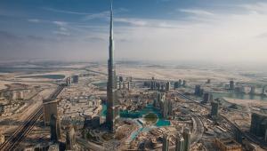 Burj Khalifa Widescreen