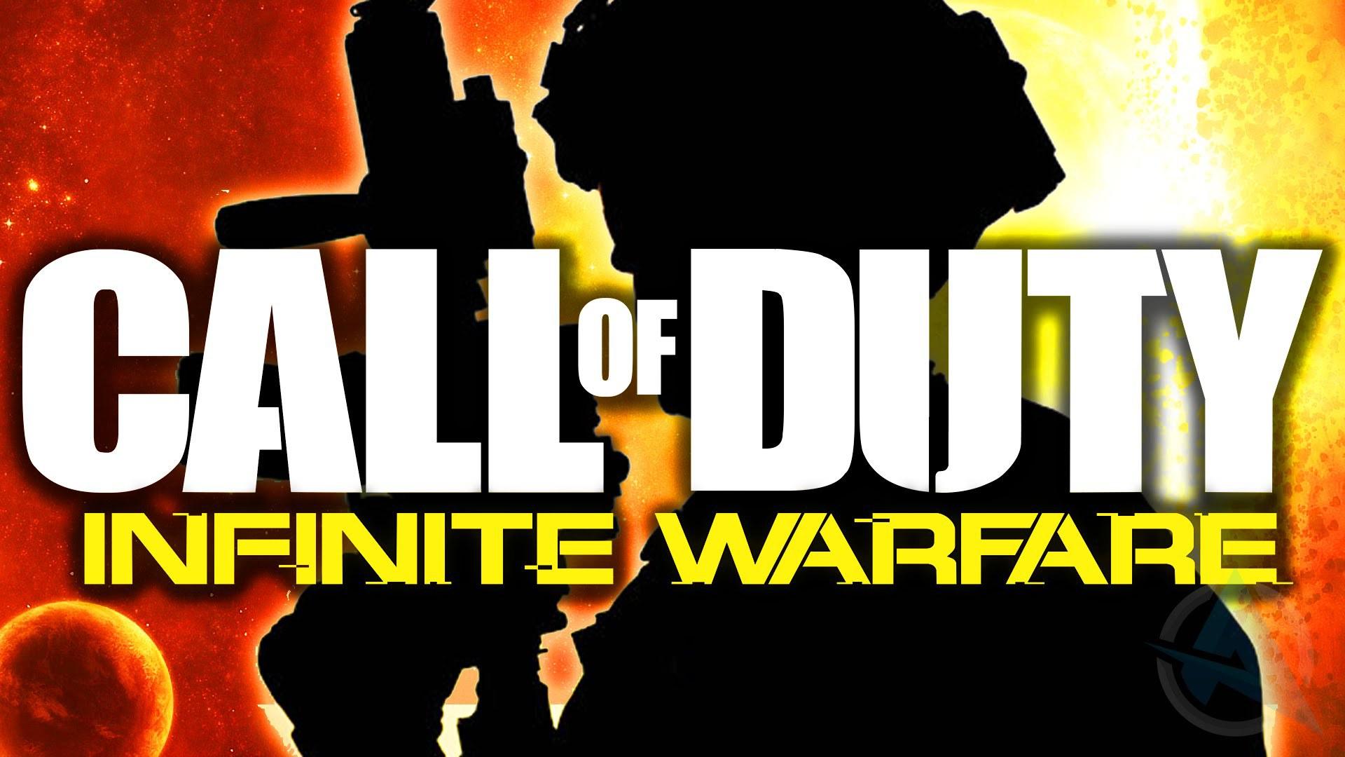 Cod Infinite Warfare Wallpaper