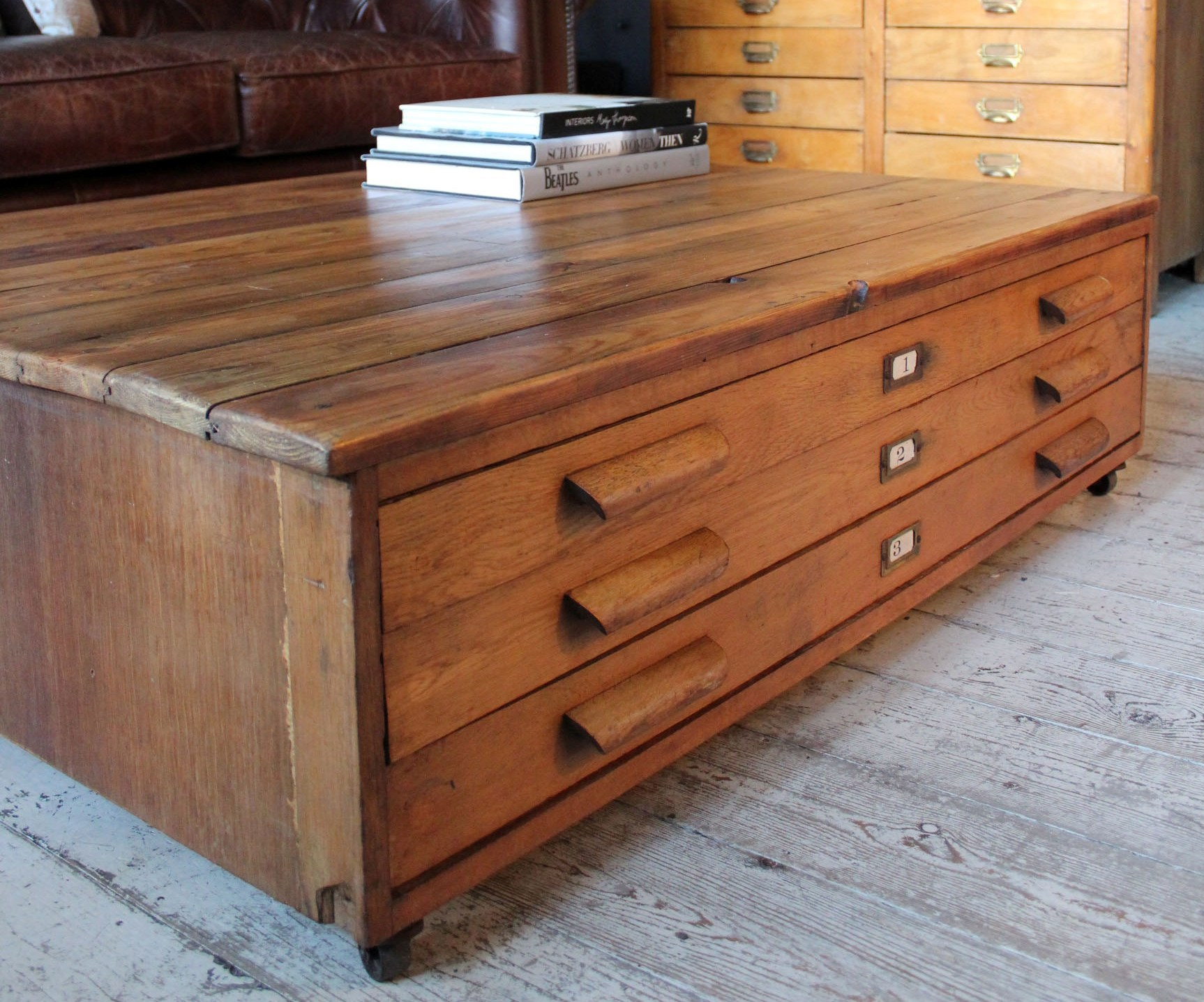Chest Coffee Table Design Images Photos Pictures