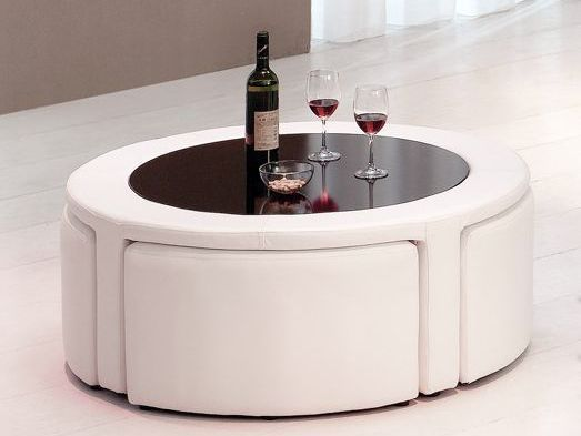 Coffee Table With Stools Design Images Photos Pictures