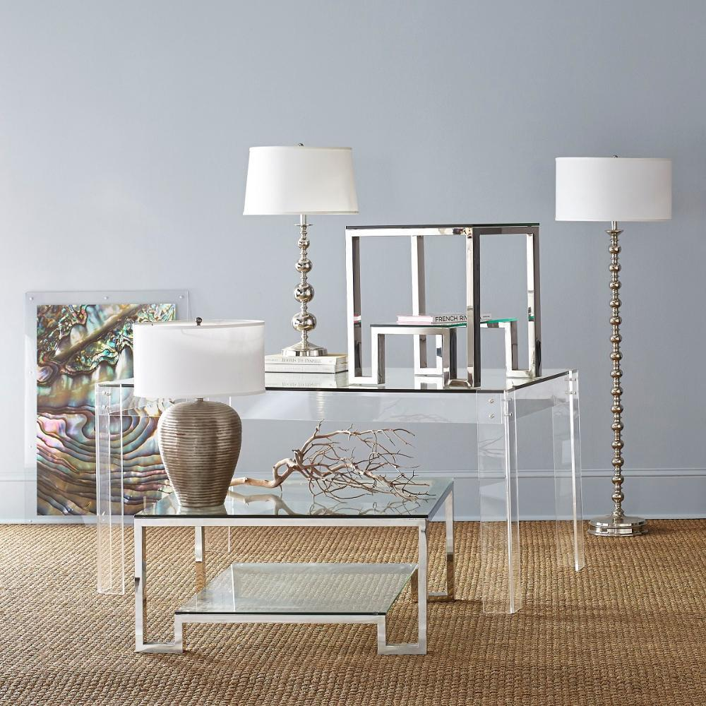 Wisteria coffee table design images photos pictures contemporary glass wisteria coffee table geotapseo Image collections