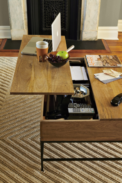 Coffee Table Converts To Desk Choose Best Furniture For
