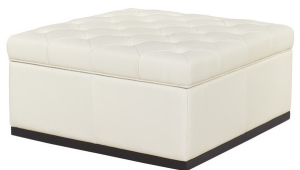 Cube Tufted Ottoman Coffee Table