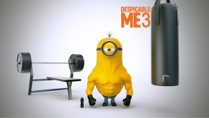 Despicable Me 3 Funny Wallpapers