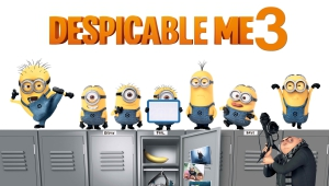Despicable Me 3 Wallpaper