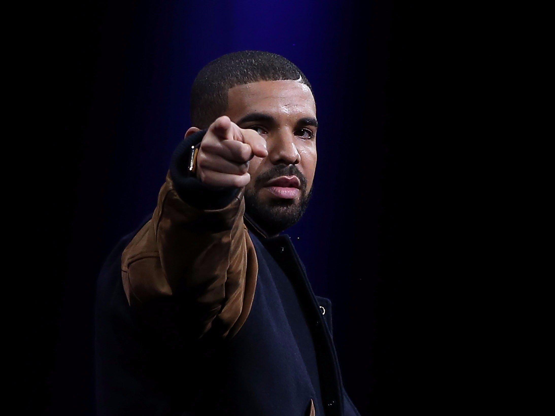 Drake for desktop background for The drake