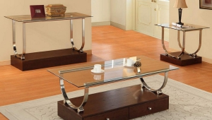 Elegant Coffee Table Set
