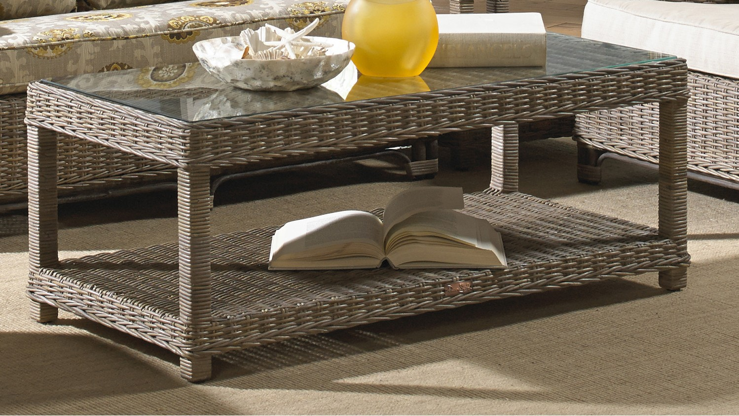 Rattan Coffee Table Design Images Photos Pictures