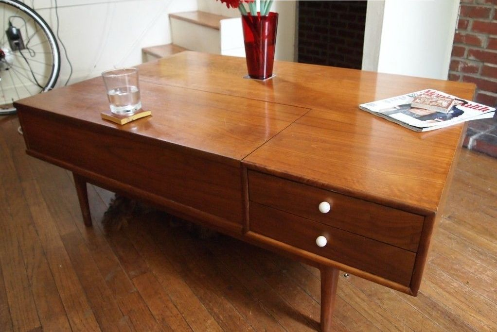 Retro Coffee Table Design Images Photos Pictures