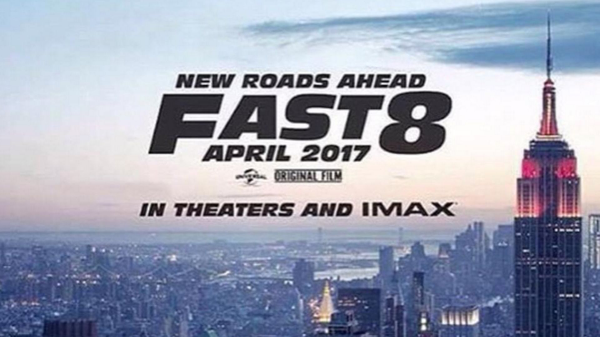 Fast 8 Movie Photo