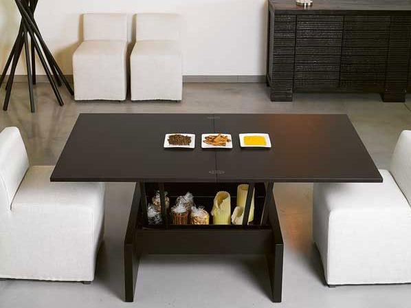 Fold Out Coffee TableCoffeTable