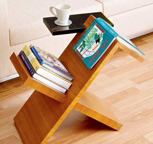 Funky X Coffee Table
