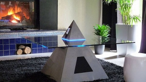 Futuristic Unusual Coffee Table